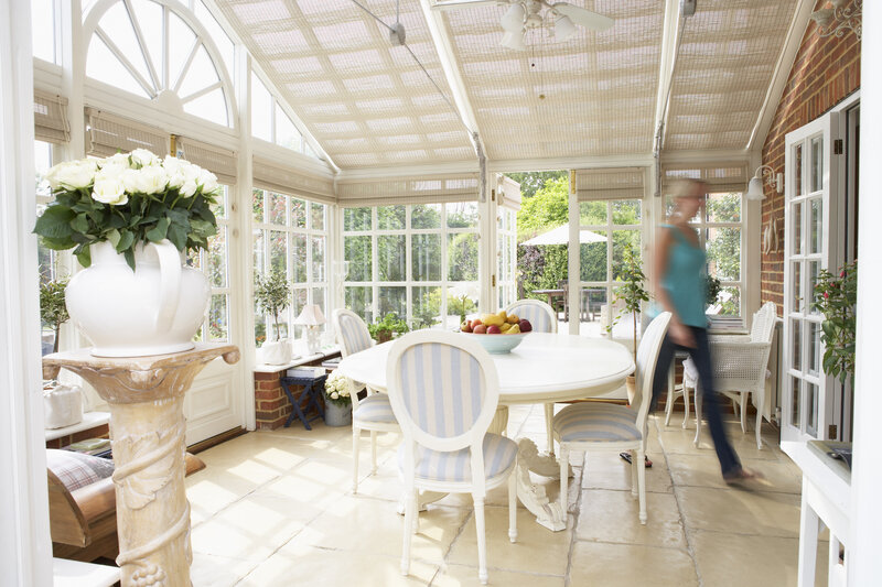 New Conservatory Roofs in Suffolk United Kingdom