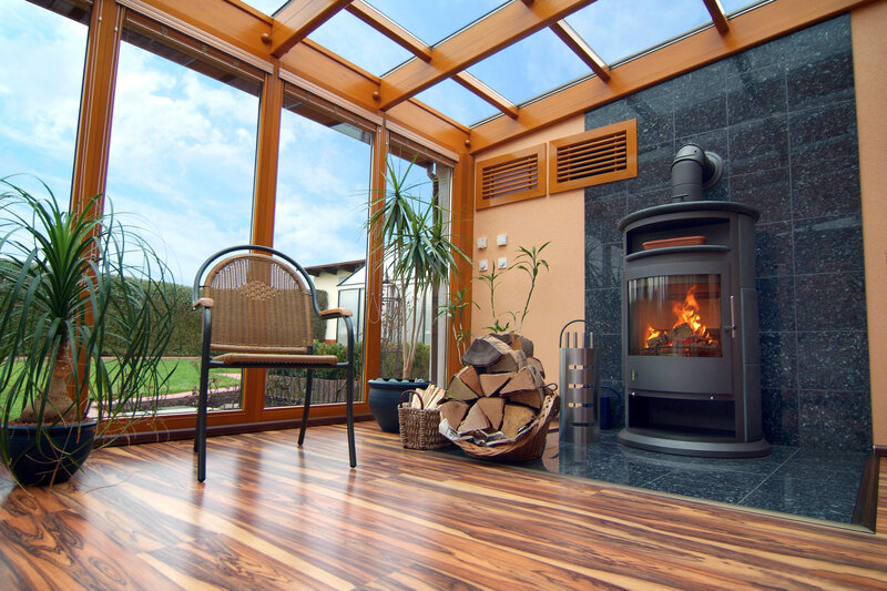 Difference Between Orangery and Conservatory Suffolk United Kingdom